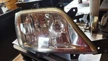 Mercedes sprinter 01- reflektor prawy lift