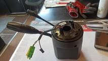 W211 przełączniki taśma pod kierownicę a0004640518