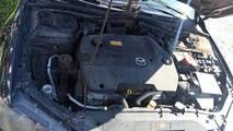 Mazda 6 05- silnik 2.0 RF7J goły