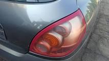 Almera n16  lift 03- lampa tył prawa