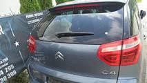 Citroën c4 picasso 06- klapa ezwd goła