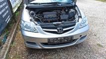 Honda City 05- zderzak przód nh700m