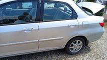 Honda city 05- drzwi tył lewe nh700m