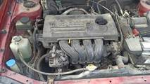 Toyota avensis t22 1.6 3zzfe 3zz-fe silnik goły