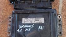 Renault Mégane I sterownik silnika 8200092142