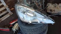Honda jazz 11- reflektor przód prawy