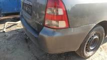 Toyota corolla e12 02- kombi zderzak tył tylny 1c3