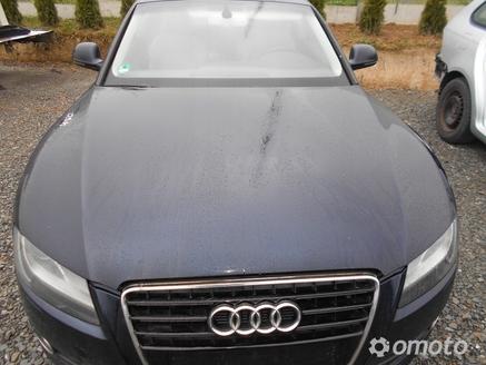 Audi A5 8t Maska Kompletna Lz5a 2008r Maski Omotopl Części Do