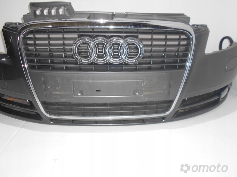 Audi A4 B7 Zderzak Przód Kompletny Spryski Lx7z Zderzaki Omoto