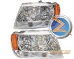 JEEP GRAND CHEROKEE 99-04 WJ  LIMITED LAMPA LEWA