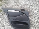 Jaguar S type lift Tapicerka drzwi tylna lewa