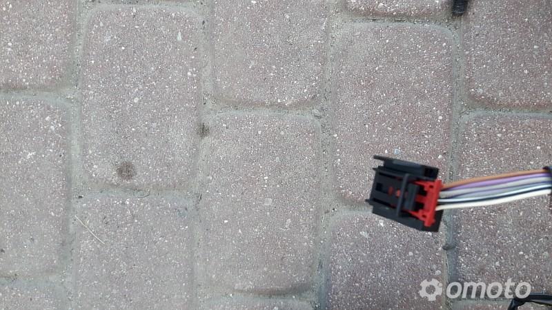 Lusterko prawe VW Touran 6 pin LC9Z