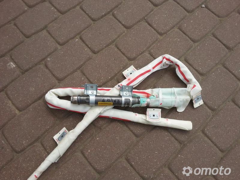 Kurtyna powietrzna prawa Toyota Rav IV