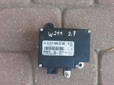 Sterownik modul akumulatora  Mercedes W211 2.7