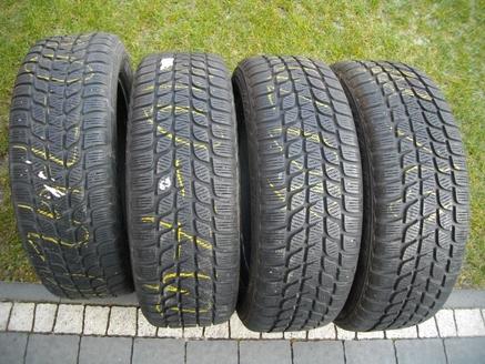 Opony Bridgestone Blizzak Lm 25 19560 R16 09r Zimowe Omotopl