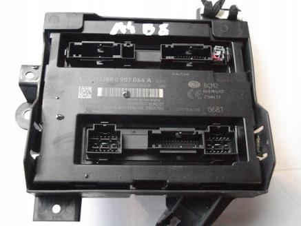 Audi A4 B8 Moduł Komfortu 8k0907064a Moduły Komfortu Omotopl
