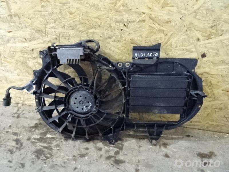 Wiatrak Wentylator Chłodnicy Audi A4 B6 18 Tb Wentylatory Omoto