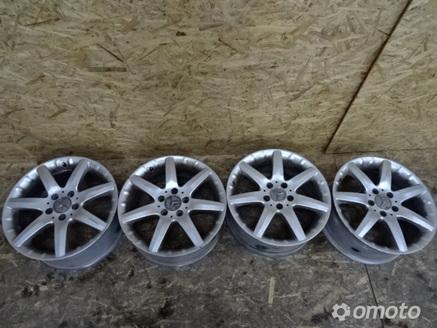 Felga Felgi Aluminiowe 17 Mercedes W203 Et37 5x112 Aluminiowe