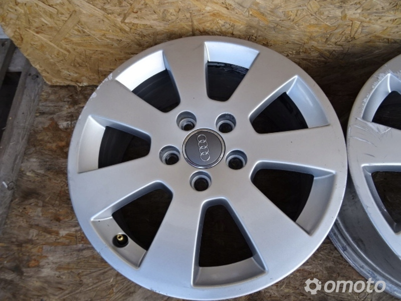 Felgi Aluminiowe Audi A3 8p 16 R16 Et38 5x112 Aluminiowe Omoto
