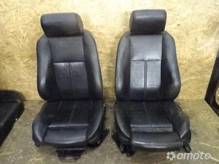 Bmw E39 Elektryczne Fotele