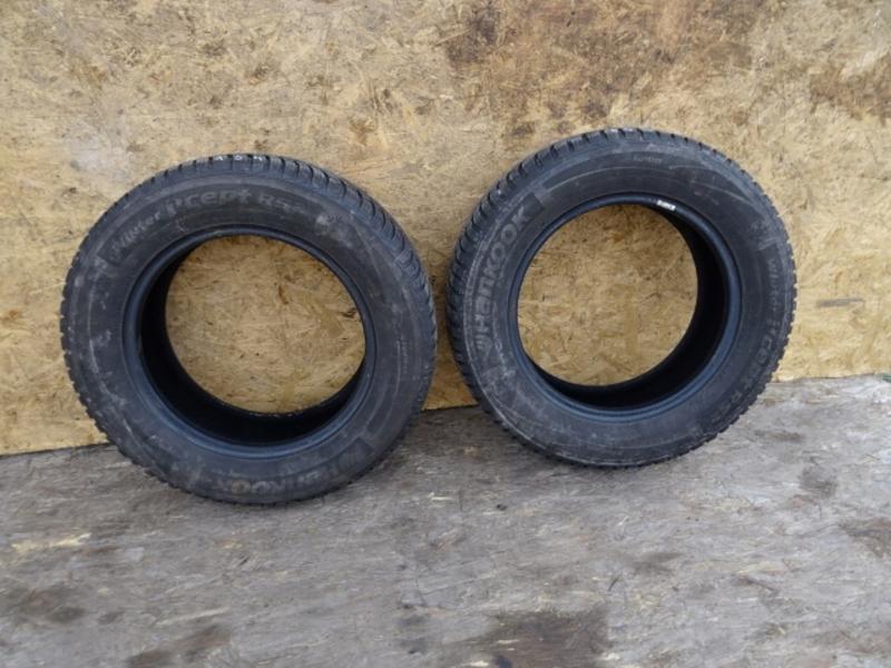 Opony Zimowe Hankook Icept Rs2 19565 15 R15 Zimowe Omotopl