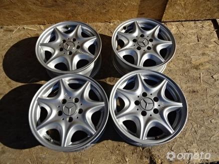 Felga Felgi Aluminiowe 15 Mercedes W202 Et31 5x112 Aluminiowe