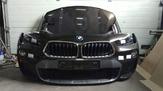 BMW X2 F39 PRZÓD MASKA ZDERZAK M SPORT X LED C07