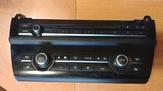 BMW F10 F11 PANEL KLIMATYZACJI RADIA 9236480