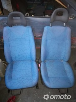 Fotele Kanapy Bez Oparcia Fiat Seicento