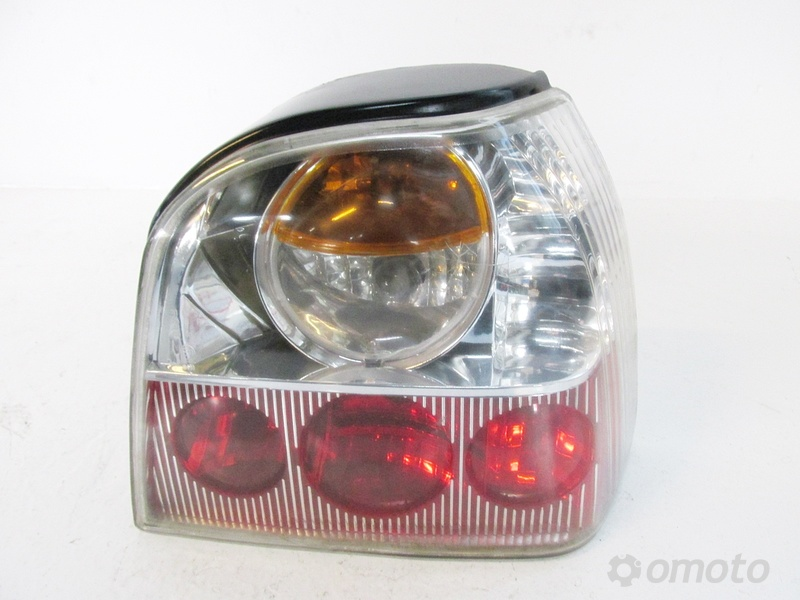 Lampy Tylne Tył Komplet Tuning Vw Golf Iii Cabrio
