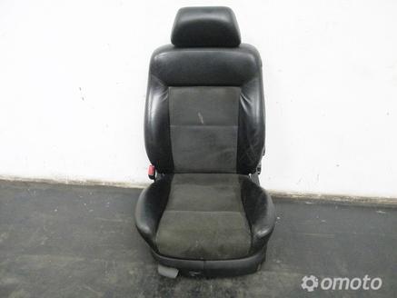 Fotel Kierowcy Skóra Volkswagen Passat B5
