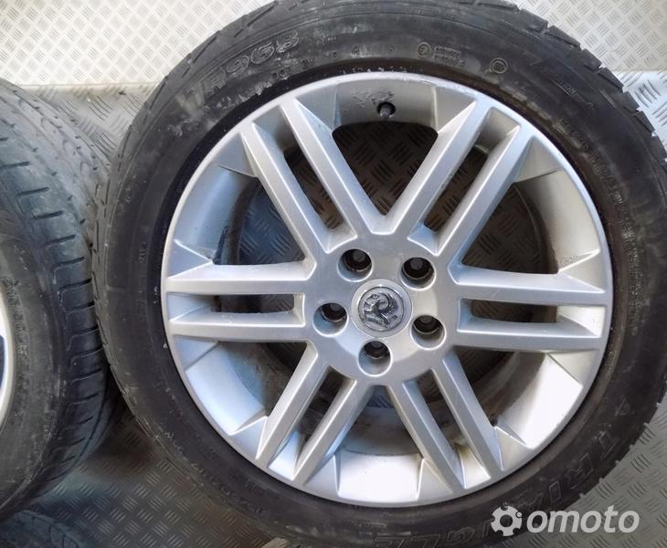 Felgi Aluminiowe 17 Vectra C 5x110 2155017 Stalowe Omotopl