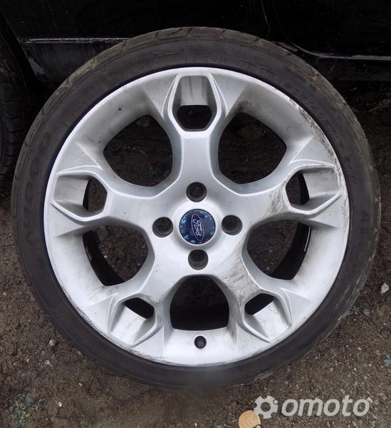 Felgi Aluminiowe 17 Fiesta Mk7 B Max 4x108 Et47 Aluminiowe Omoto