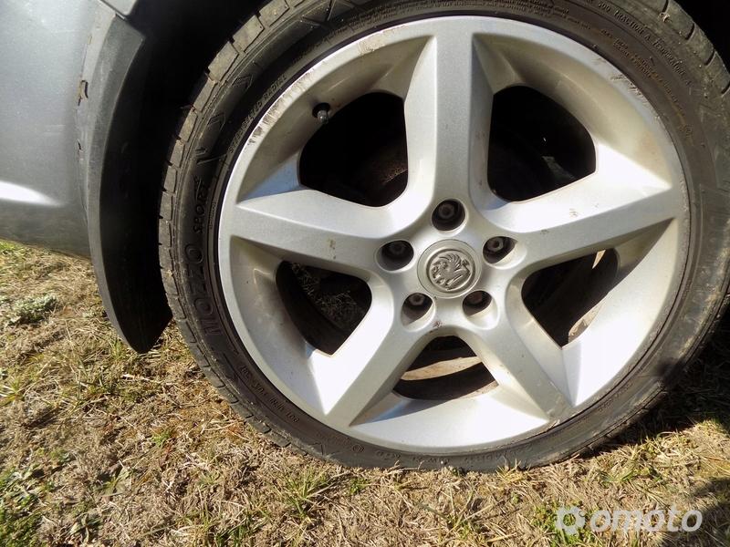 Felgi Aluminiowe 17 5x110 Opel Vectra C Stalowe Omotopl Parts