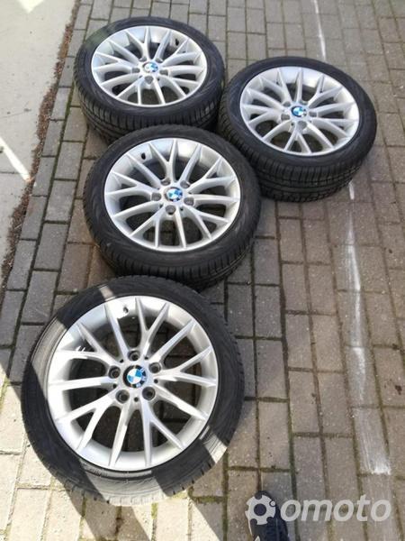 Koła zimowe BMW