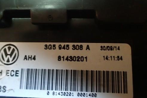 PASSAT B8 LAMPA TYLNA KLAPY PRAWA LED 3G5945308A