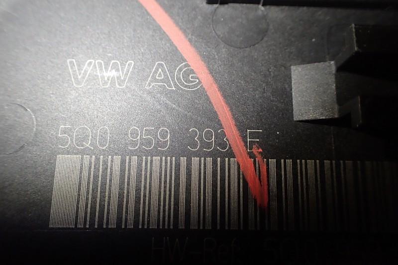MODUL DRZWI GOLF VII AUDI A3 8V 5Q0959393E