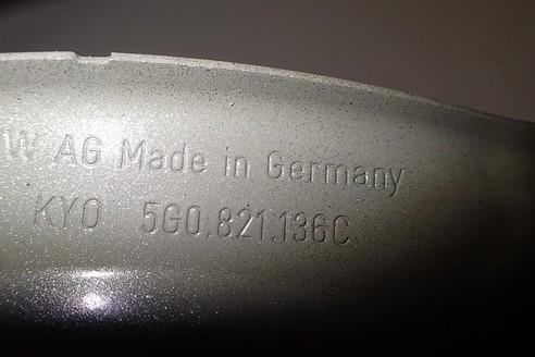 UCHWYT MOCOWANIE BLOTNIKA VW GOLF VII 5G0821136C