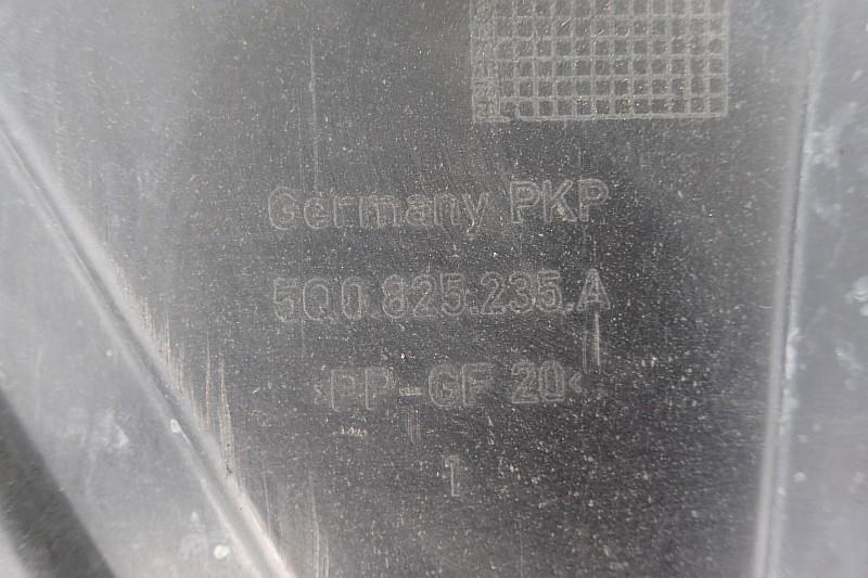 OSLONA POD SILNIK 5Q0825235A VW GOLF VII A3 8V
