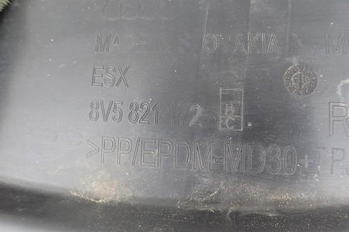 NADKOLE 8V5 8V5821172B/C PRAWE AUDI S3 SEDAN