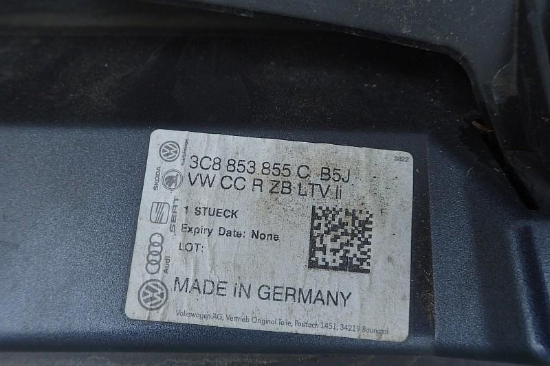 VW PASSAT CC LISTWA PROGOWA LEWA 3C8853855C LB5J