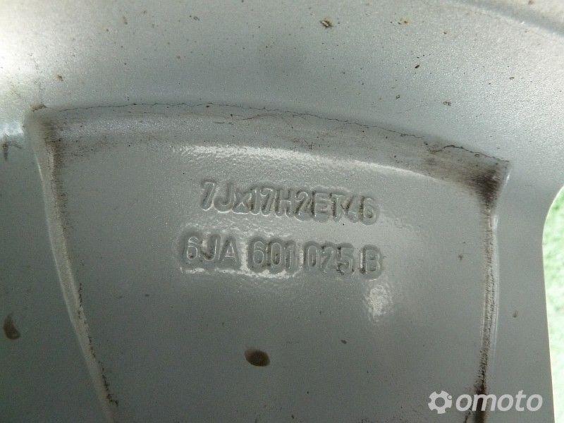 FELGI ALU Z OPONAMI 215/40R17 LATO  ET 46 SEAT