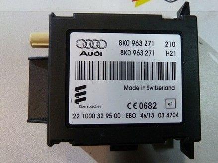 Sterownik Modul Webasto 8k0863271 Audi A5 Q5 Części Omotopl