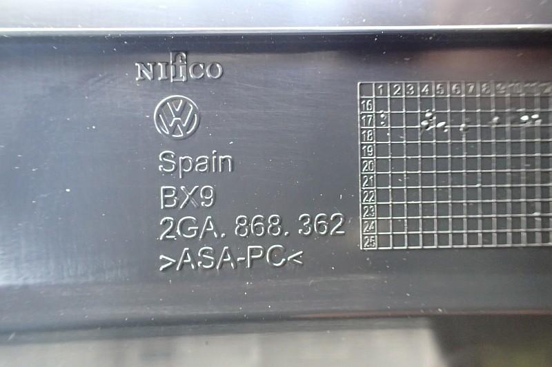VW T ROC R LINE LUSTERKO WSTECZNE 2GA868362