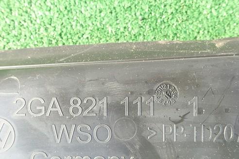 VW T ROC LISTWA ZAMYKAJACA BLOTNIKA L 2GA821111