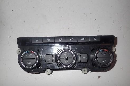 VW SHARAN PANEL KLIMATYZACJI 7N0907044BG