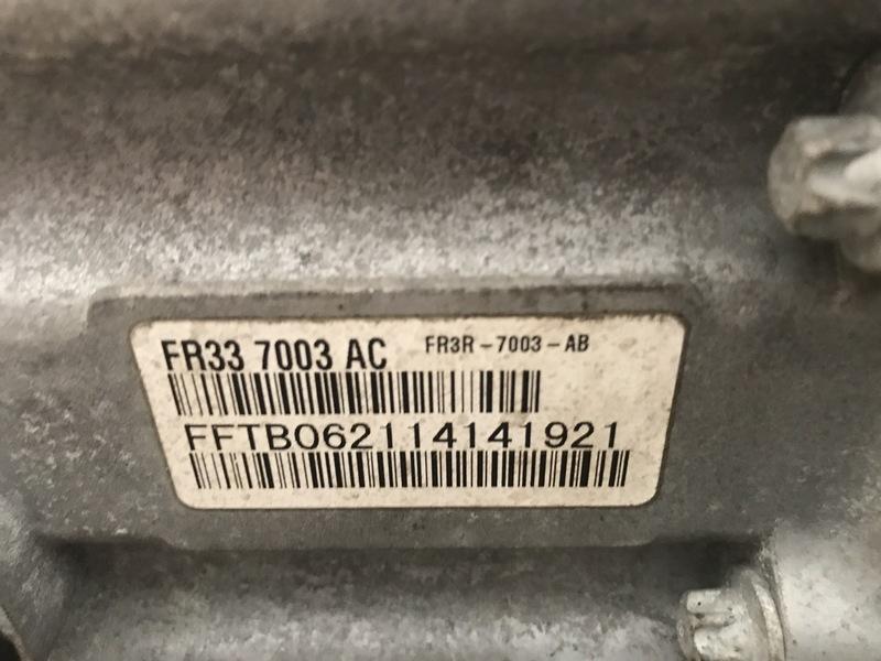 FORD MUSTANG GT 5.0 SKRZYNIA BIEGÓW FR3R-7003-AB