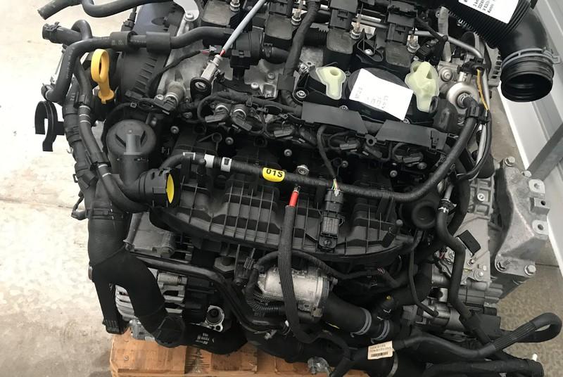 VW NEW BEETLE 2.0 TSI SILNIK KOMPLETNY DDS