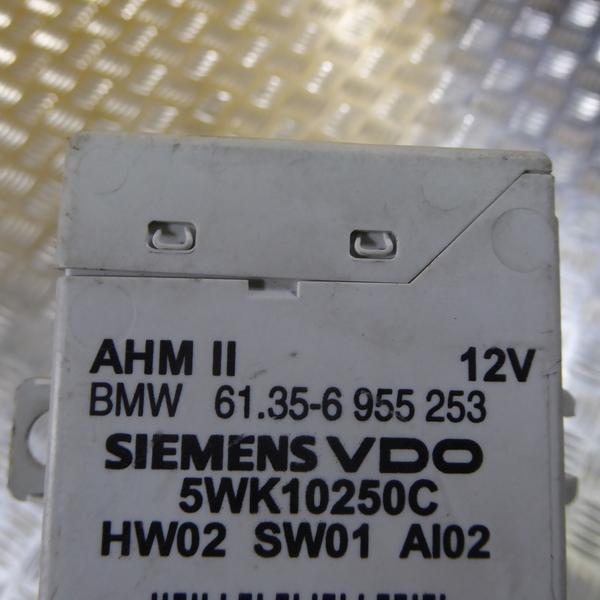 BMW E46 STEROWNIK HAKA 5WK0250C