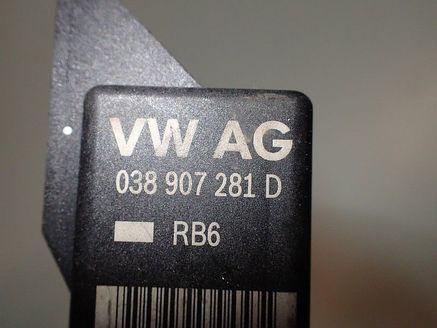 PRZEKAŹNIK ŚWIEC ŻAROWYCH VW AUDI TDI 038907281D